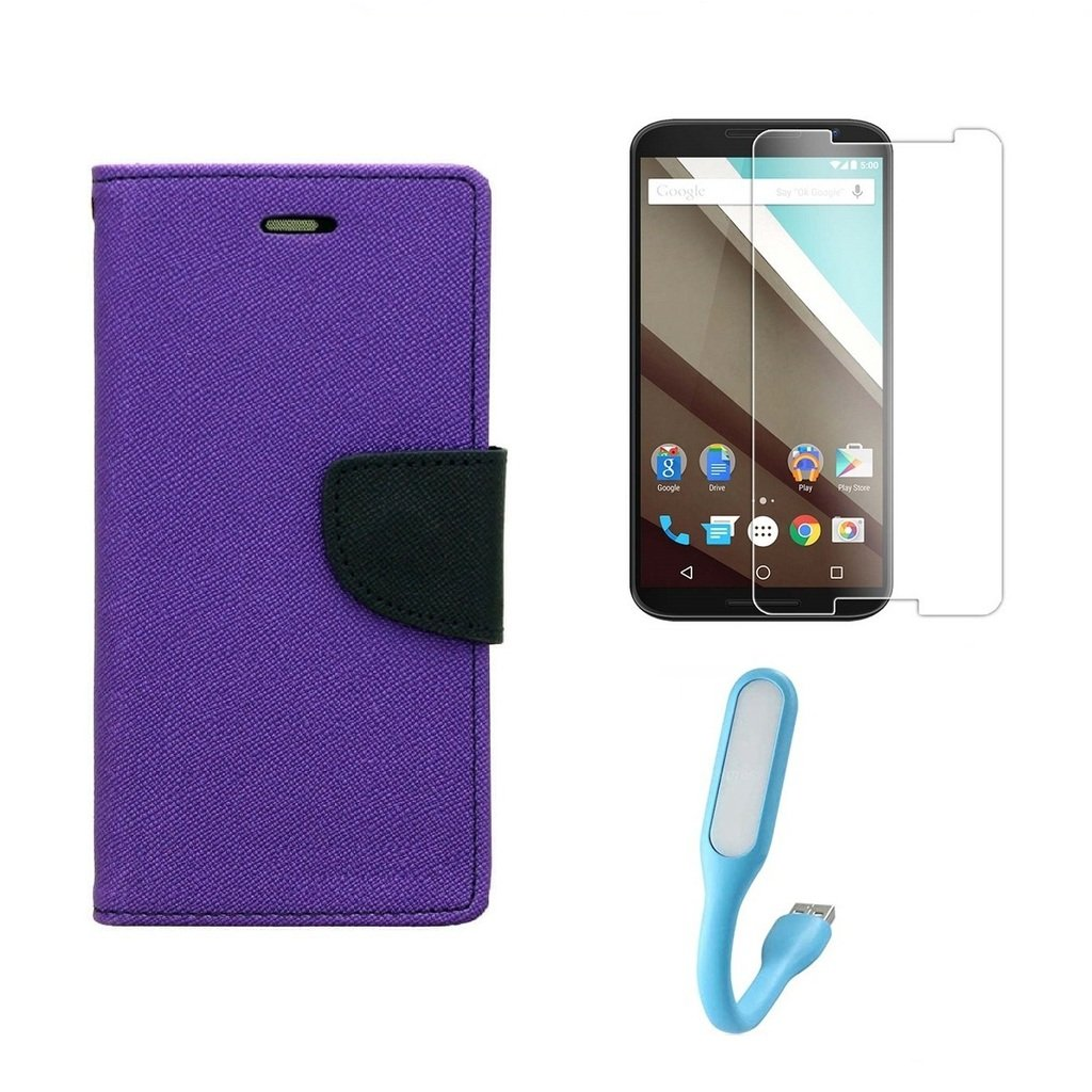 buy online a92d1 3dbcc Motorola Moto E Combo Pack Of Flip Cover By Online: Amazon.in ...