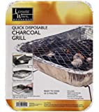 Quick Disposable Charcoal Grill