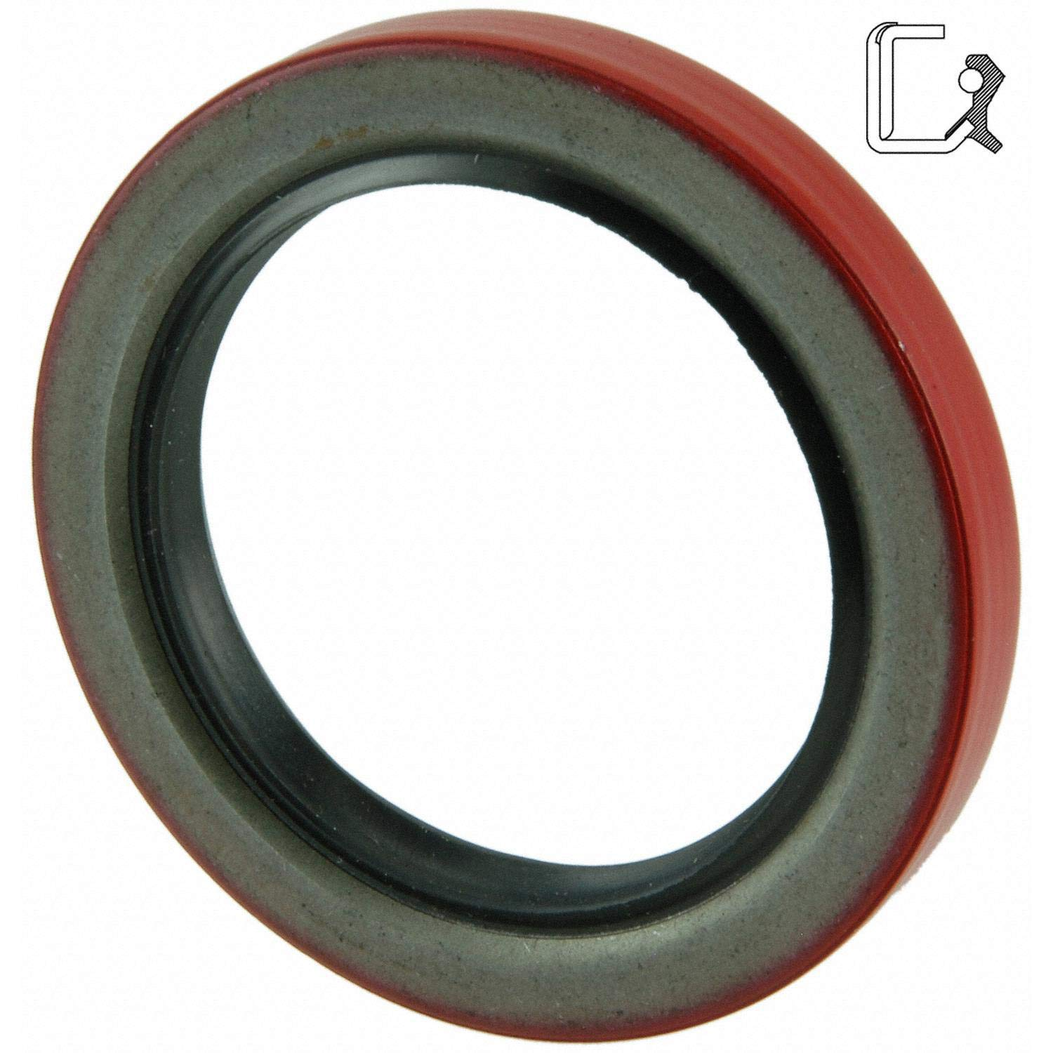 National Oil Seals 416624 Seal 416624-NAT