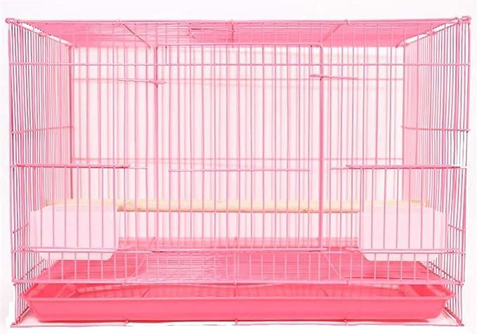 Jaula dpájaros duradera y ecológica, Jaula de vuelo para periquitos de pájaros para periquitos, jaulas de loros para pájaros grandes, jaula de pájaros para mascotas asequibles, jaula de animales de hi