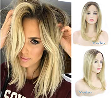 Amazon Com Vedar 2019 Hollywood Celebrity Wigs For Women Middle