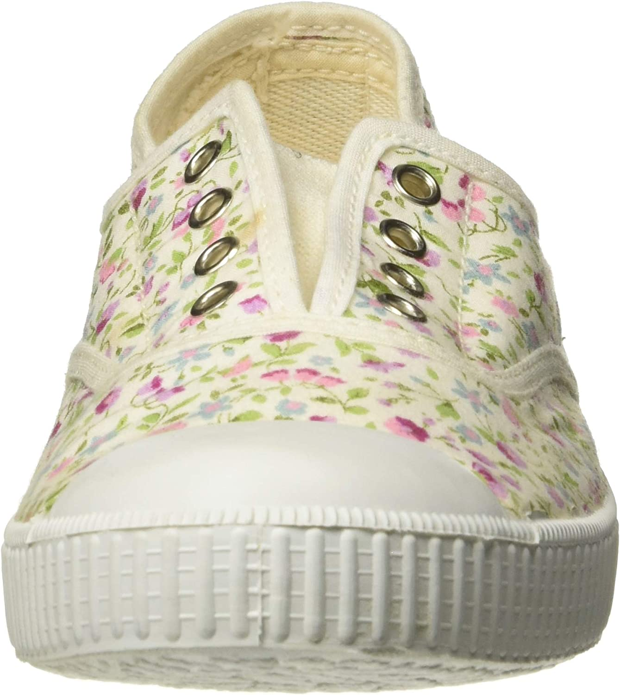 Cienta Scarpe Profumate Sneaker Bianco Fiori Bambina Ragazza 70999-05