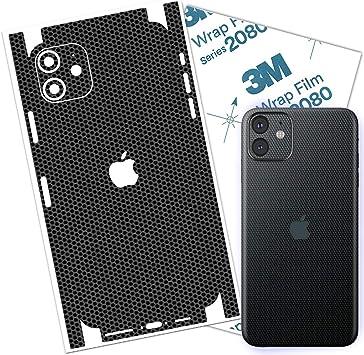 Matrix 3M iPhone Skin Wrap Protection autour des bords et du dos Film mince 3D Skin pour iPhone 11, 11 Pro, 11 Pro Max (iPhone 11)