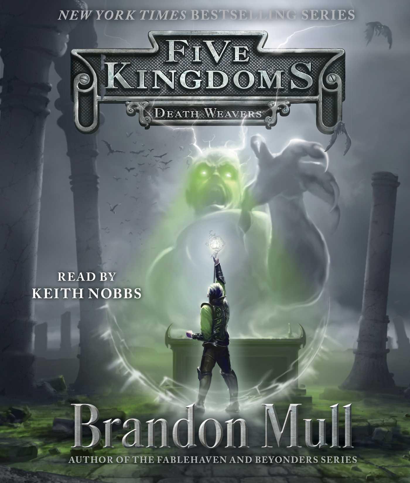 Download Death Weavers (Five Kingdoms) pdf epub