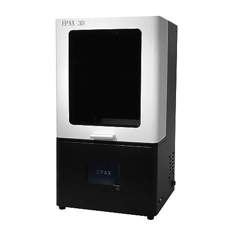 EPAX UV LCD X1 Impresora Resina 3D con Pantalla táctil de 3 ...