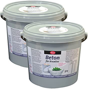10 kg Beton für Kreative, - - Kreativ Beton, Bastelbeton, Bastel Beton,  Beton zum Basteln, Kreativ Beton, Bastelbeton, Beton Modellieren