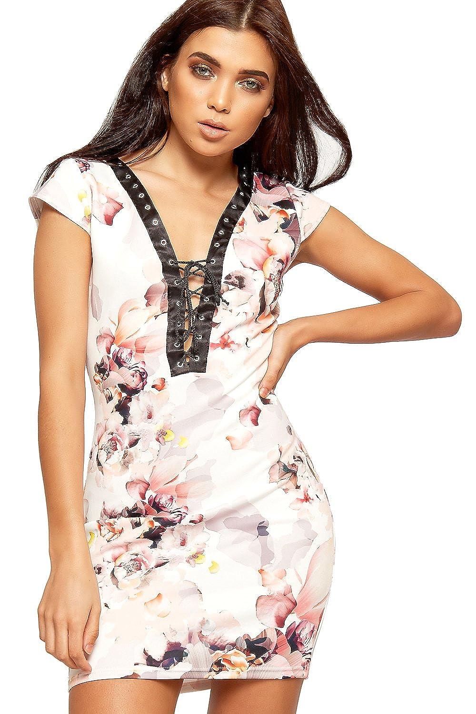 Plus Womens Sleeveless Maxi Dress Ladies Floral Flower Print Stretch New 14-26