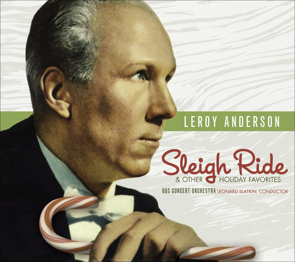 Sleigh Ride & Other Holiday Favorites by Naxos American Classics