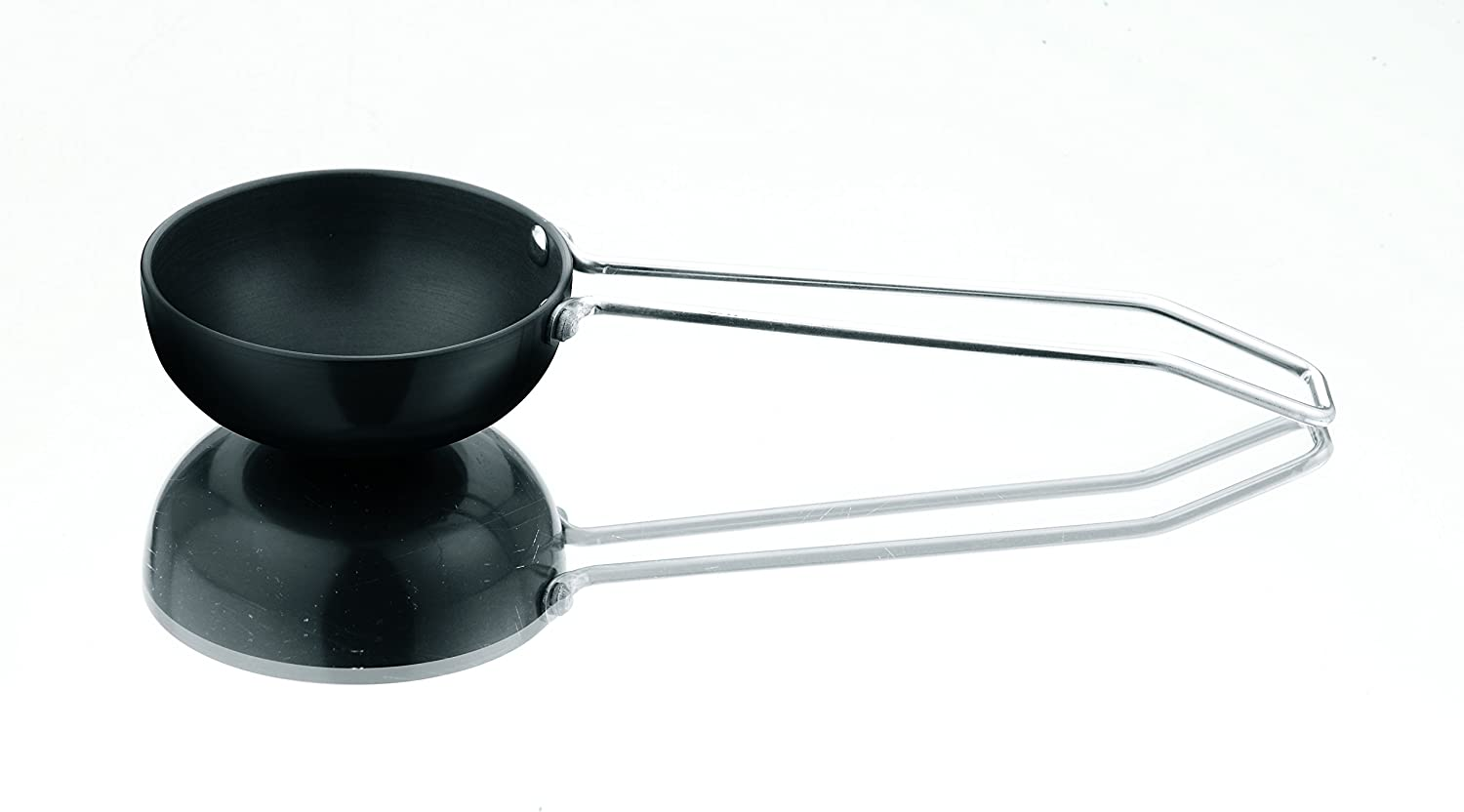 Vinod S Tadka Pan, Small, Hard Anodized 3.25mm Thick Spice Heating