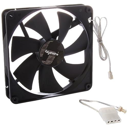 140mm Airflow Case Fan: Amazon.com