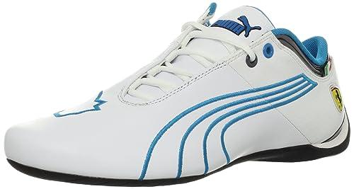 8cf3b260c Puma Men's Future Cat M1 Big SF NM Fashion Sneaker,White/Blue Danube,