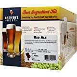 Brewer's Best - Home Brew Beer Ingredient Kit (5 gallon), (Red Ale)