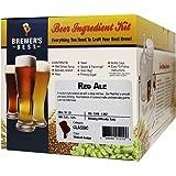 Rouge Ale Homebrew Bière Ingrédient kit par Brewer S Best
