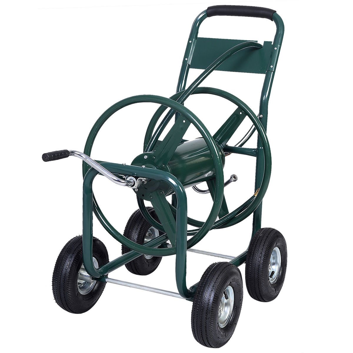 Generic QY*US4*160215*2785 *8**1237** Cart 300FT Water Hose Reel Garden Garden Water el Cart Yard Water Planting New ing New Outdoor Heavy Duty ater Planting New