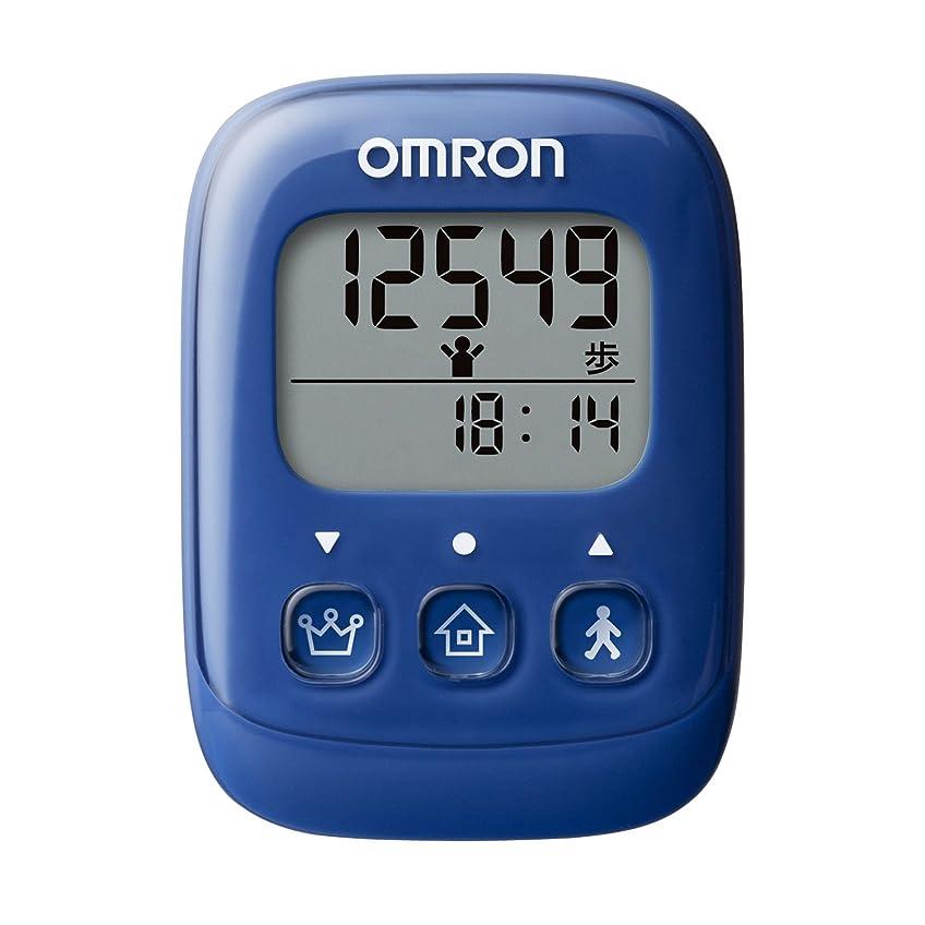 自治的乗り出す家オムロン(OMRON) 歩数計 ホワイト HJ-325-W