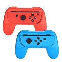 Myriann Nintendo Switch Joy-Con Grip, Pack of 2 Wear-resistant Joy-con Handle for Nintendo Switch