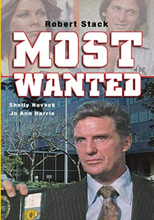 Amazon Most Wanted Complete Series 5 Discs Robert Stack