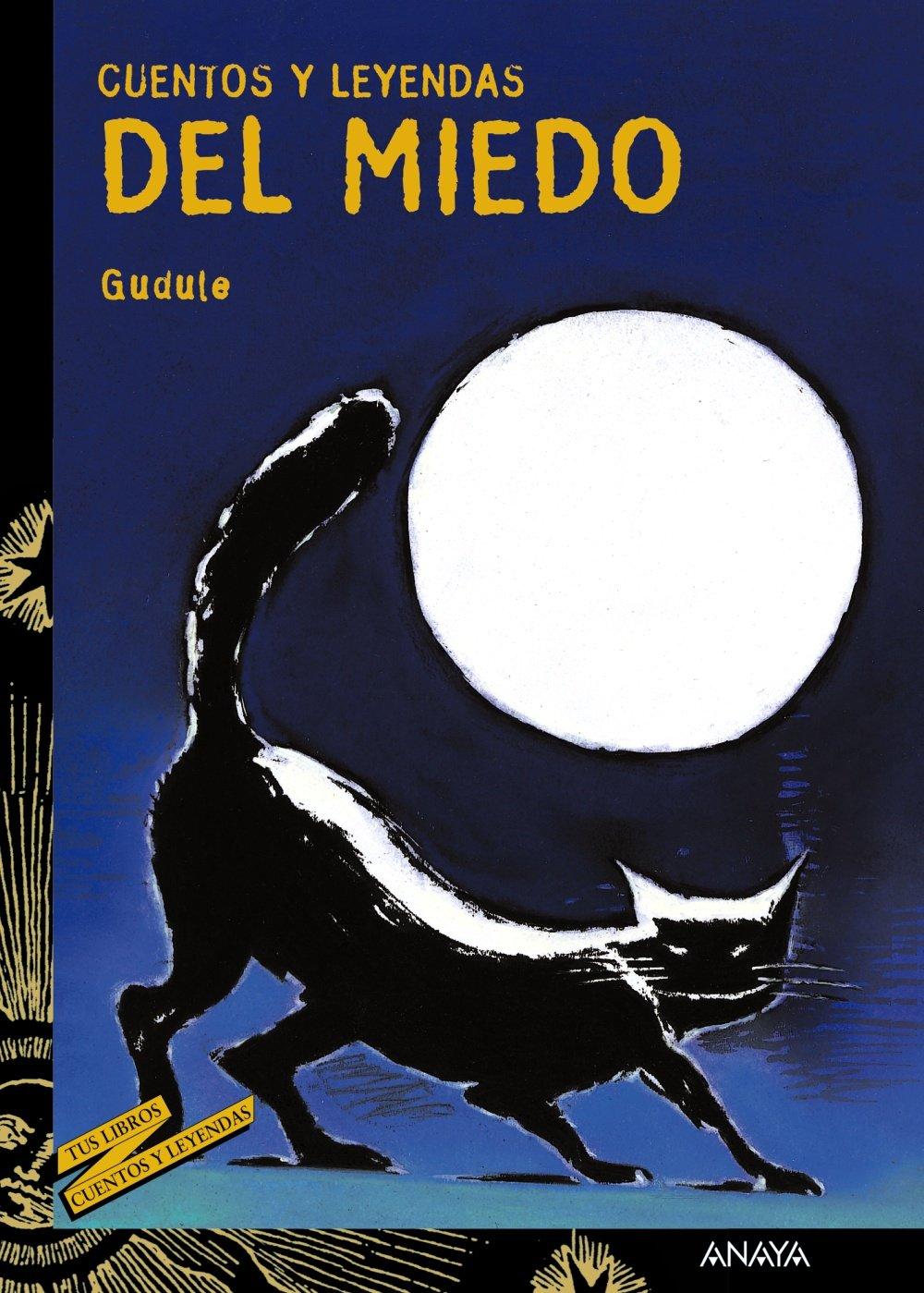 Cuentos y leyendas del miedo Literatura Juvenil A Partir De 12 Años - Cuentos Y Leyendas: Amazon.es: Gudule, Tino Gatagán: Libros