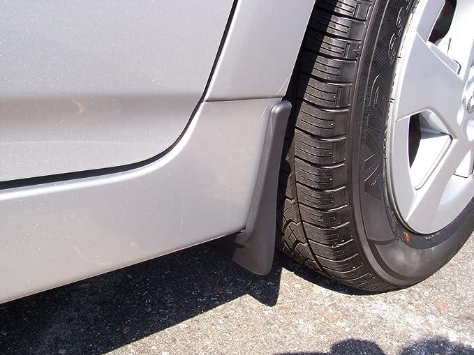 A-Premium Splash Guard Mud Flaps for Toyota Prius 2010-2015 Hatchback 4-PC Set