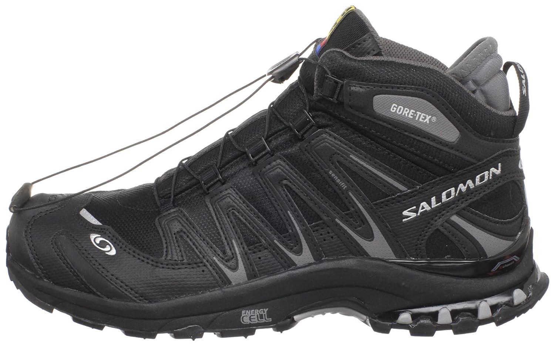 SalomonXa Pro 3d Mid Gtx Ultra - Zapatillas de running hombre, color Negro, talla 47: Amazon.es: Zapatos y complementos