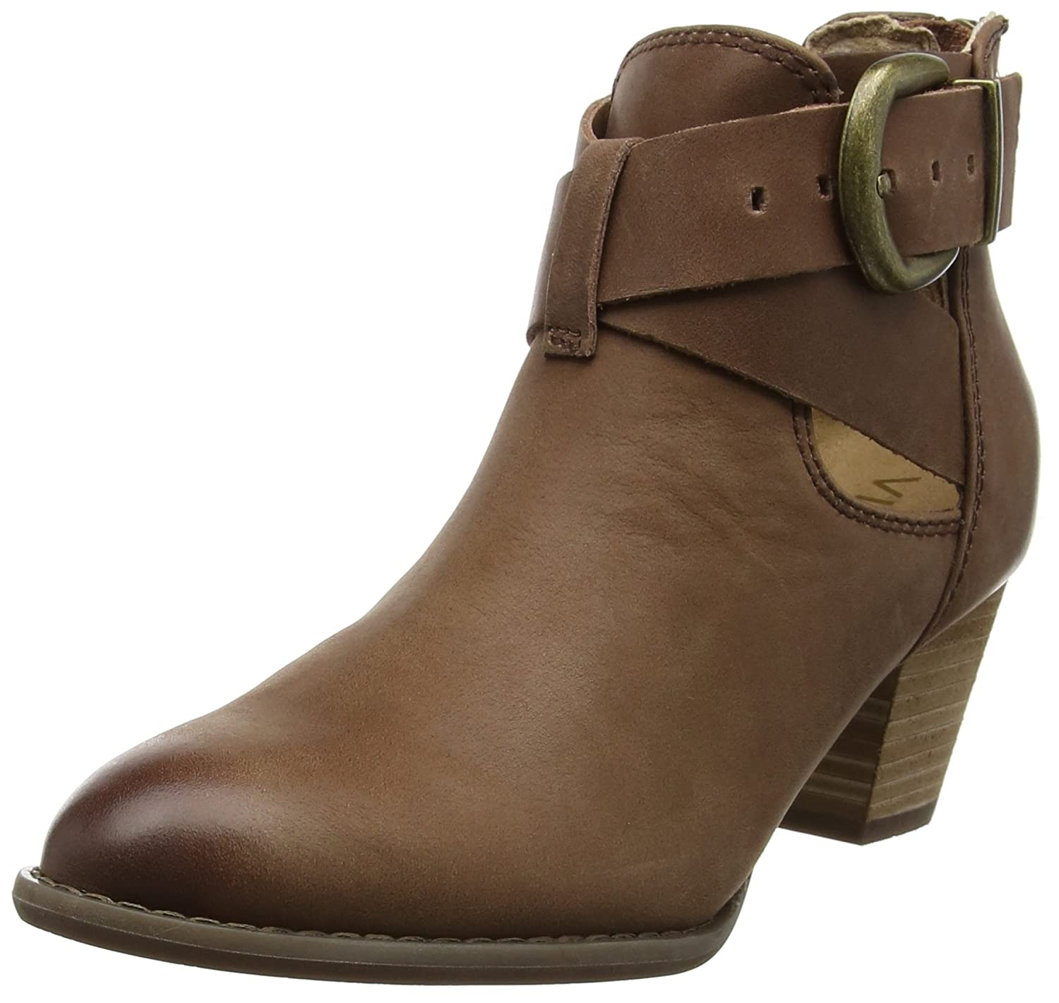 Vionic with Orthaheel Rory Women's Boot B01MZ26WM8 8 W US|Dark Brown