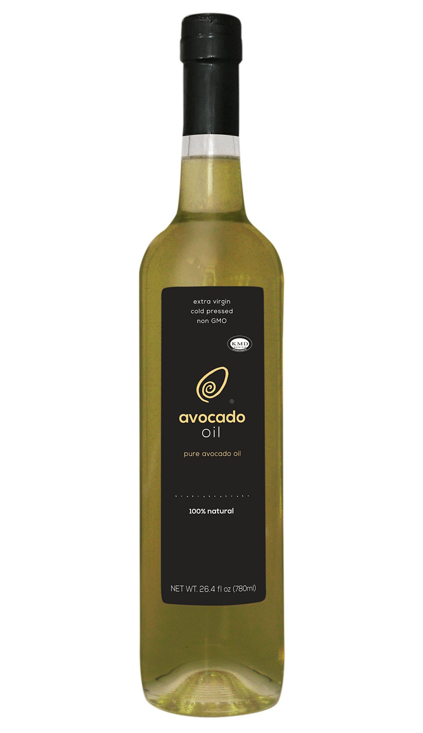 Pure Avocado Oil, 100 % Natural, 26 fl oz