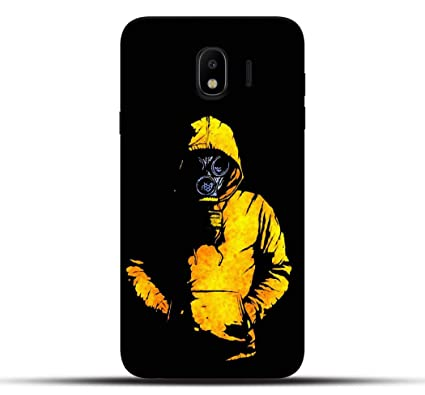 new product 0b8e8 ce54f Pikkme Funky Dope Swag Man in Yellow Jacket Black: Amazon.in ...