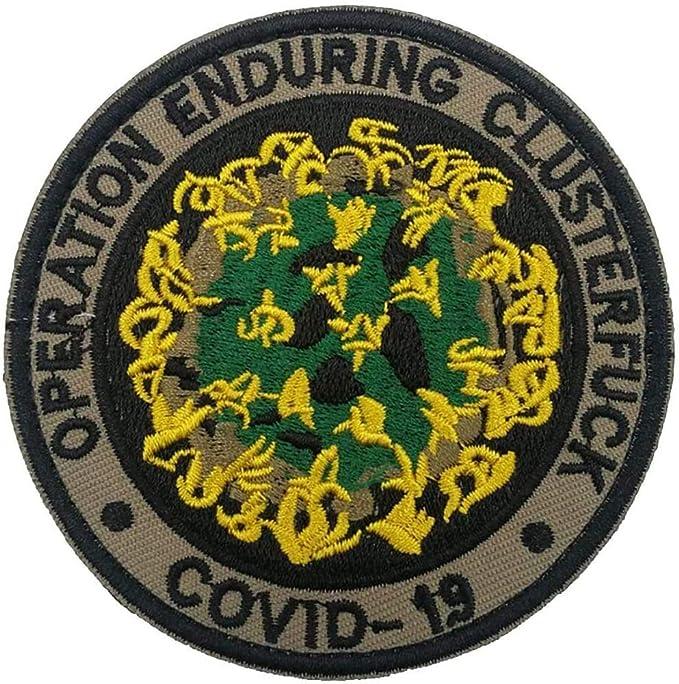 2020 2021 Operation Enduring Clusterfuck /& FUBAR challenge coins 4