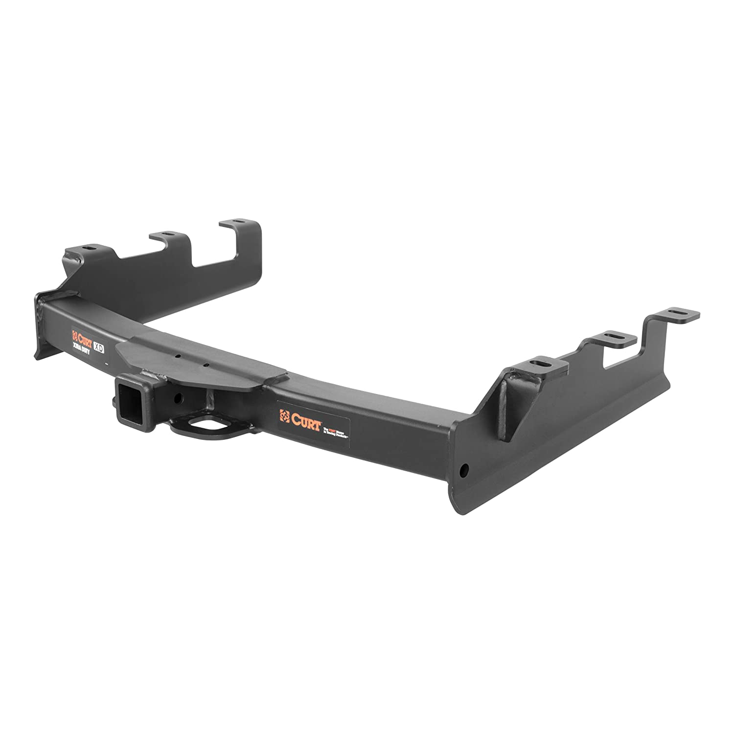 CURT 15302 Xtra Duty Trailer Hitch with 2-Inch Receiver, for Select  Chevrolet Silverado, GMC Sierra 2500
