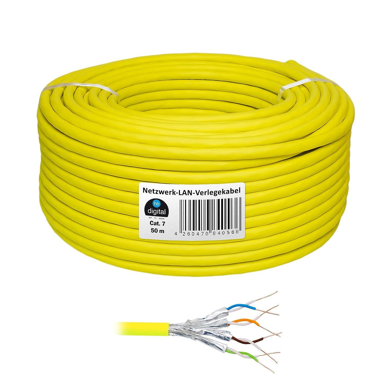 Cable de red digital HD LAN cat5sh – Cable de categoría 7 de ...