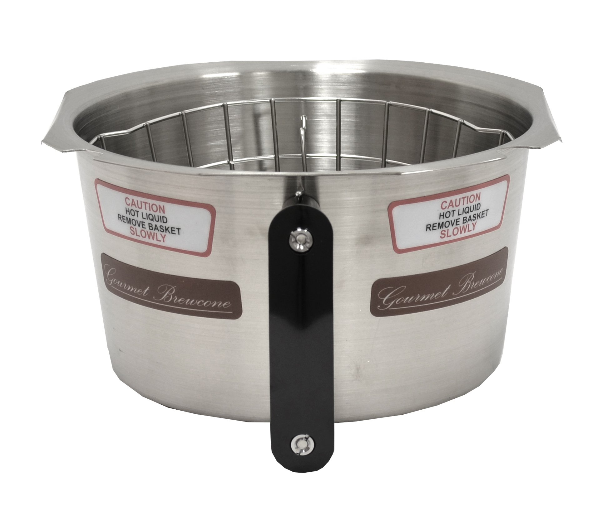 Wilbur Curtis  Brew Cone Gourmet Large Capacity  - Commercial-Grade Brew Basket - WC-3354 (Each)