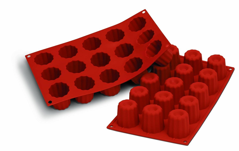 silikomart 20.059.00.0060 Stampi Rosso Silicone