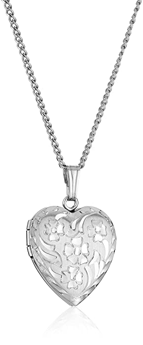 silver sterling p round engraved large lockets locket asp