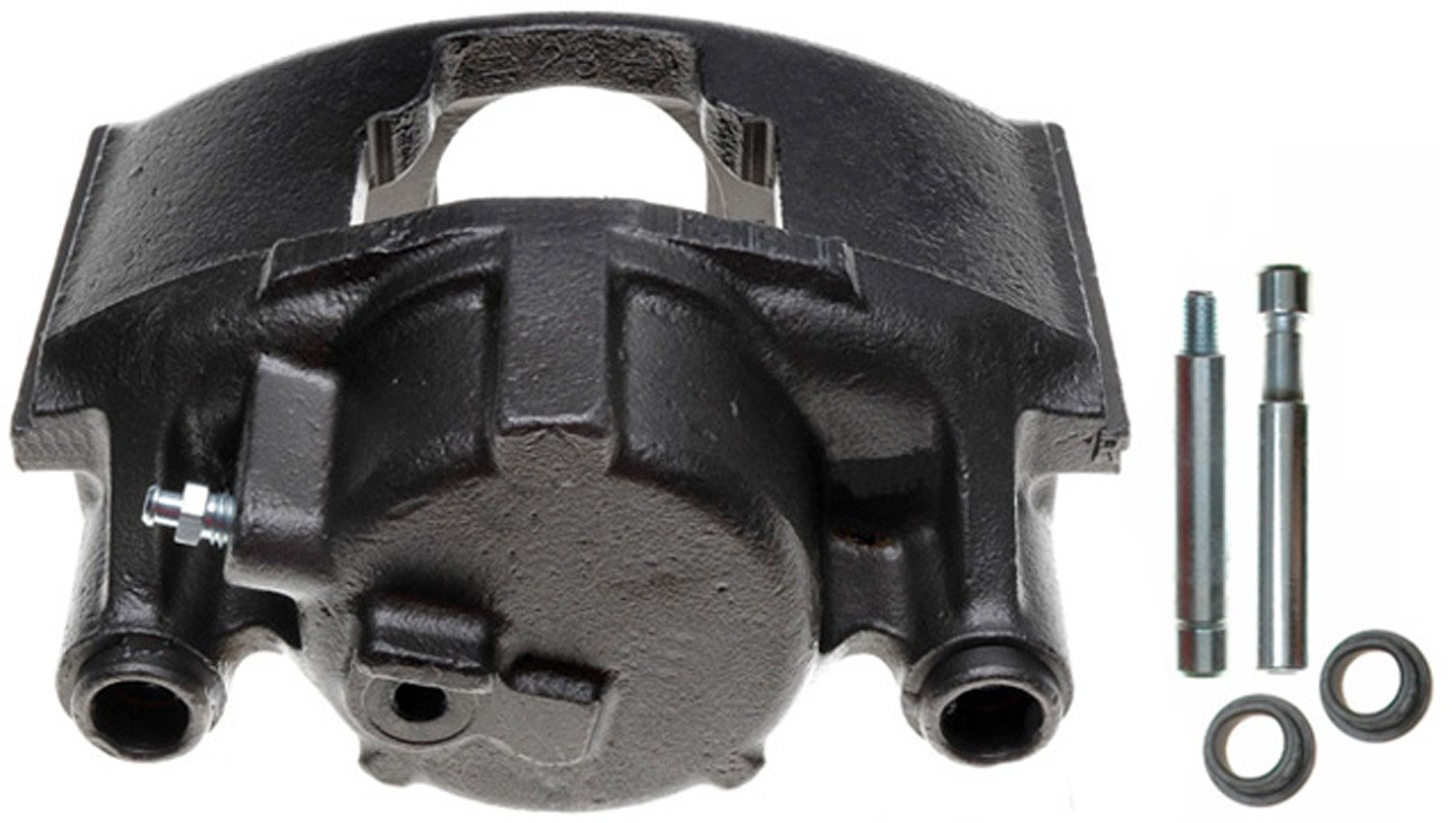 Friction Ready ACDelco 18FR745 Professional Durastop Front Passenger Side Disc Brake Caliper Assembly without Pads Remanufactured