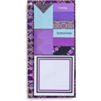 Vera Bradley Planner Sticky Notes, 9 Pack with 3 Sizes and 30 Sheets/Pad, Dream Tapestry