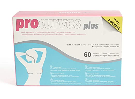 Amazon.com: Procurves Plus Breast Enhancement and Breast Lift Pills Without Surgery: Health & Personal Care