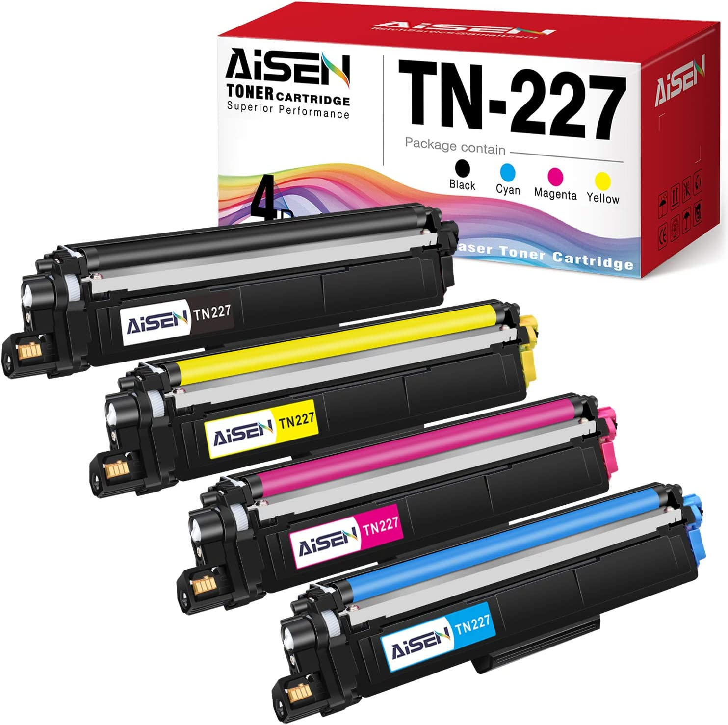 Free Amazon Promo Code 2020 for AISEN with Chip Compatible Toner Cartridges