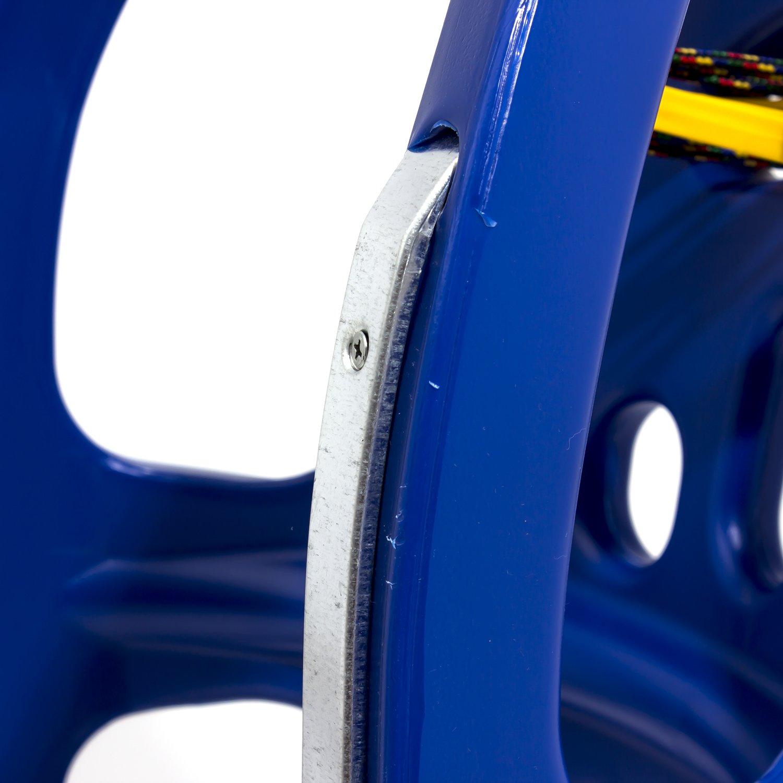 260 mm Bleu luge plastique Little Seal resistant stable h