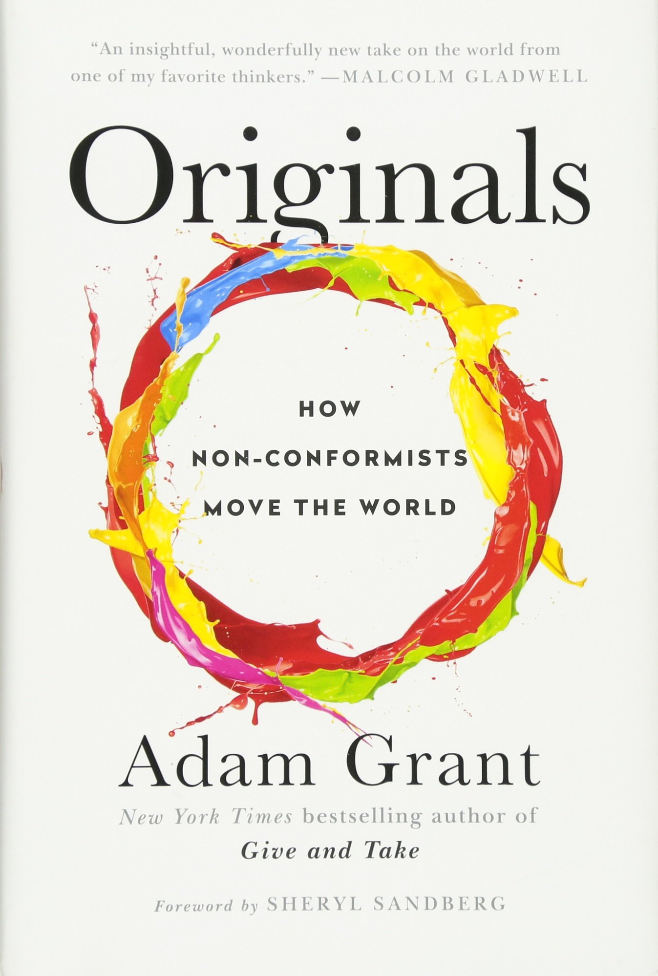 Image result for originals adam grant