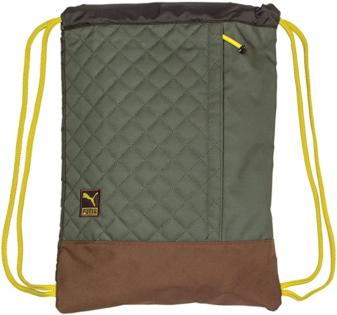 Amazon.com: Puma Switchstance Carrysack, Burnt Olive ...
