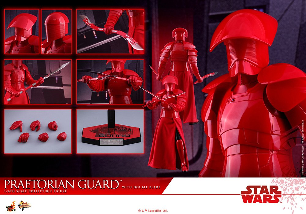 Amazon.com: Hot Toys 903183 - Protector de raetoria de Star ...