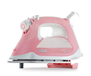 Oliso TG1600 Smart Iron with iTouch Technology 1800 Watts