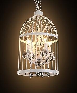 ZHANWEI Arañas Creativas,Lámparas de Techo Araña para ...