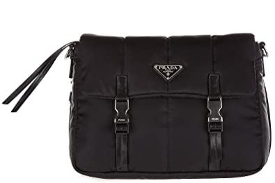 Pre Order Buckle Nylon Shoulder Bag - Only One Size / Black Prada Cheap Sale Lowest Price Best Buy For Sale Very Cheap Excellent Cheap Online 8ozqkH