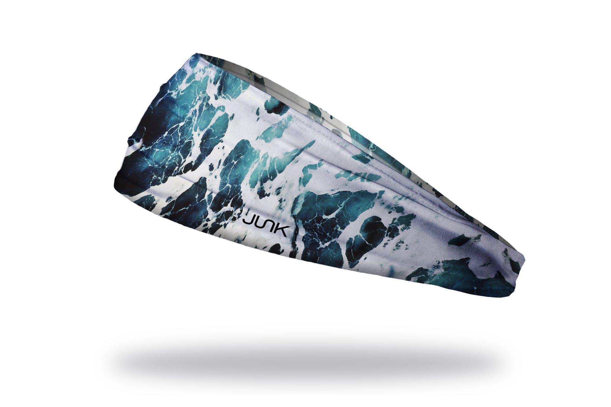 JUNK Brands, headband, Big Bang Lite, Riptide One Size Fits Most