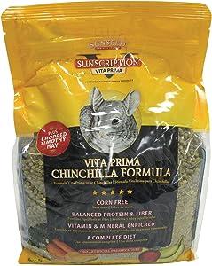 Sun Seed Vita Prima Chinchilla Formula