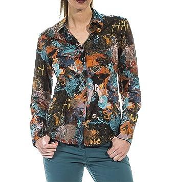 Mujer Para S Accesorios Rouge es Y Ropa Camisas Cible Amazon wHxSUEv
