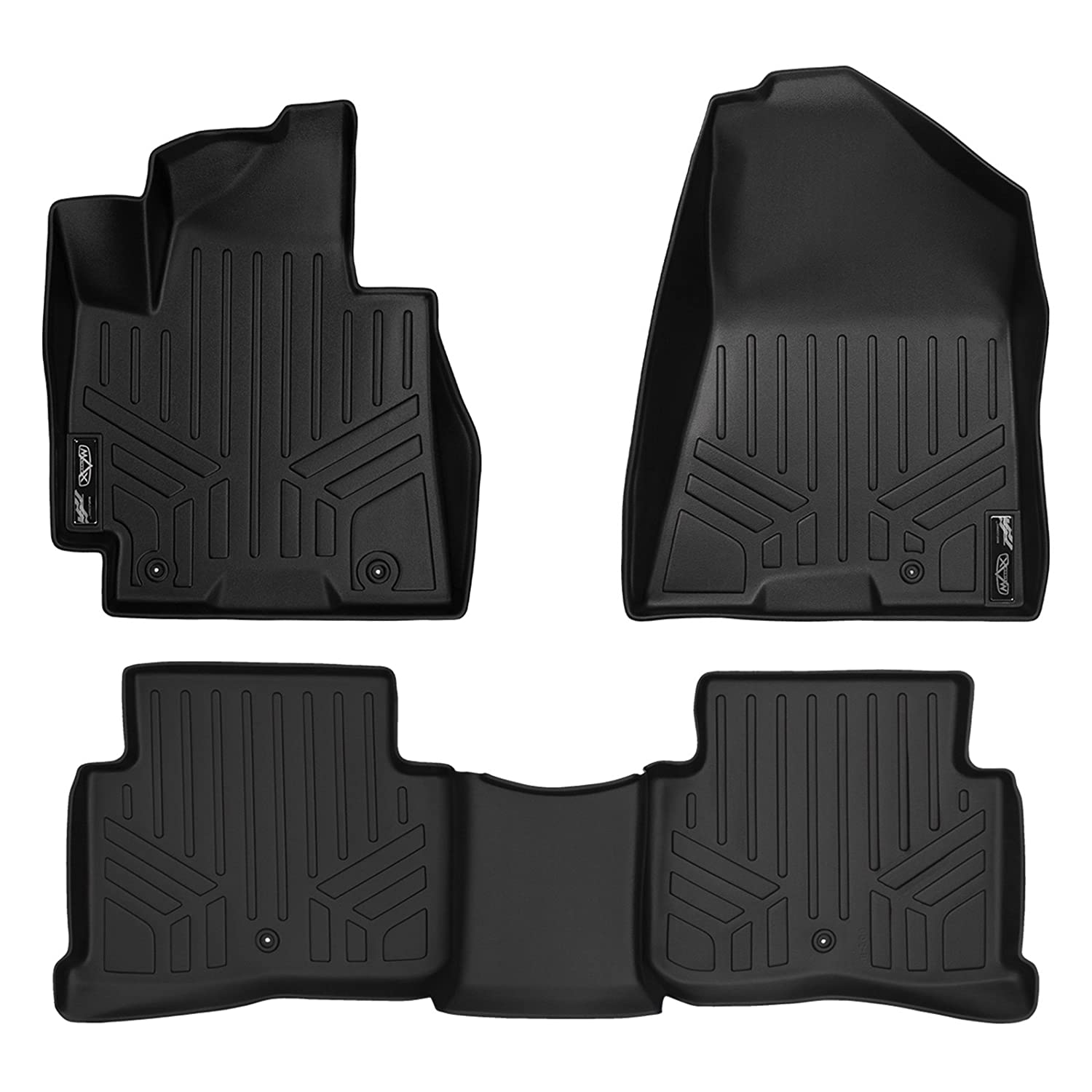liner black escape maxfloormat automotive cargo and dp mat floor mats set for maxtray com max ford amazon rows