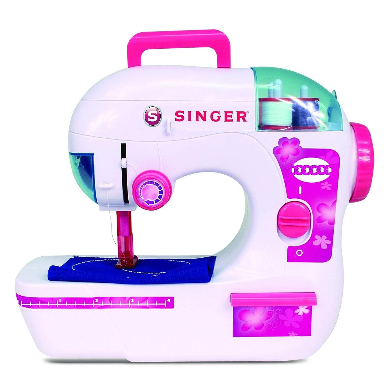 NKOK plástico Singer Elegante CHAINSTITCH Costura Machine-: Amazon.es: Hogar