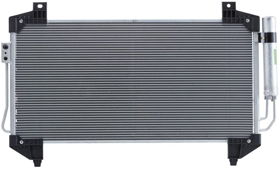 Automotive Cooling A/C AC Condenser For Mitsubishi Outlander 4293 100% Tested